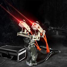 Powerful CACCIA MIRINO LASER fionda a Catapulta LASER posizionamento Outdoor Target