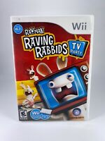 Rayman Raving Rabbids: TV Party (Nintendo Wii, 2008)