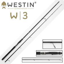 Westin W3 Spinnrute Power Teez 270 cm MH 21-70g, Raubfischrute, Hechtrute