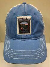 Sleeping Bear Heritage Trail Michigan Trucker Hat Baseball Cap Men Blue OSFA