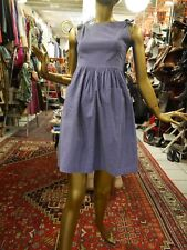 VEB minijupes rosswein robe XS Robe d'été nœud bleu 60er True Vintage