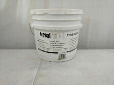 Real Fyre Reflective Fire Glass For Gas Burners, Black, 40 Lb Bucket