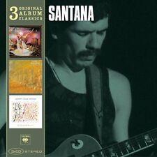 Original Album Classics: Inner Secrets/Marathon/Zebop!/Shango/Freedom by Santana (CD, Feb-2010, 3 Discs, Sony Music)