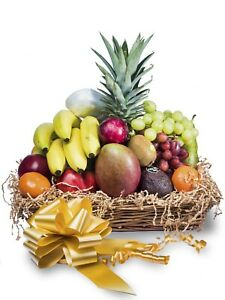 Special Occasions luxury fruit Hamper By Banana King