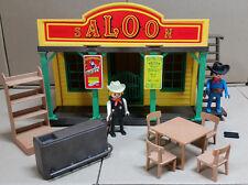 Playmobil Western Saloon 3461 Klicky Schilder Sheriff  #961