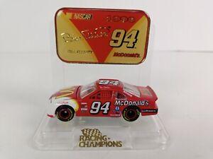 Racing Champions 1996 Edition Bill Elliott #94 McDonalds Car 1:64