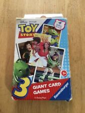 Ravensburger Toy Story 3 Giant Card Games