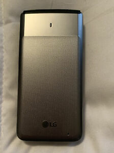LG Wine LTE UN220 4G LTE - ( US Cellular ) Flip Phone, NOT for Verizon or AT&T *