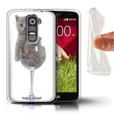 Étuis, housses et coques LG G2 pour téléphone mobile et assistant personnel (PDA) LG