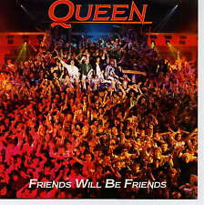 QUEEN -  Friends will be friends - 7'' (45 tours) - Black label