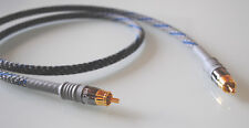 "1,00m audio-IN ""75R"" / HighEnd Digitalkabel 75 Ohm / Cinch / S/P-DIF / 1,5Gb/s"