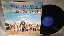 LP BOBBY GIMBY Let's Get Together w/CA-NA-DA Quality SV1820 SIGNED NEAR MINT