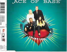 ACE OF BASE - Lucky love CDM 3TR Euro House Synth-Pop 1995 (Metronome) Europe