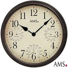 Ams 44 cuarzo de reloj pared cocina Oficina Shabby Chic 645