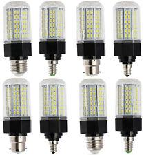 Lampada luminosa Dimmable E26 E12 E27 E14 B22 LED Corn Bulb 70W -120W Equivalent