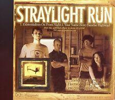 Straylight Run - Sampler Promo