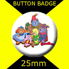 GUMMIE BEARS - CULT TV -  Button Badge 25mm