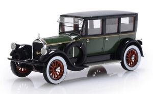 NEW!!  Esval Models Ltd Ed 1920 Pierce Arrow Model 32 7-seater limousine - 1/43