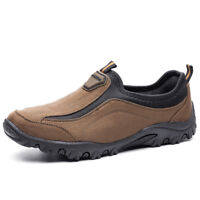New Fashion Original Men's Hiking Shoes Slip On Casual Sport Athletic Shoes