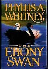 EBONY SWAN (LARGE PRINT) (Bantam/Doubleday/Delacor