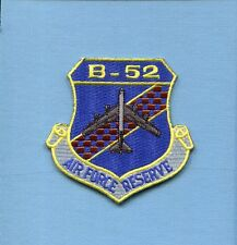 BOEING B-52 STRATOFORTRESS USAF Reserve SAC BS Bomber Squadron Jacket Patch