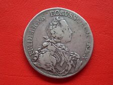 Taler Preussen 1750 B - Friedrich II