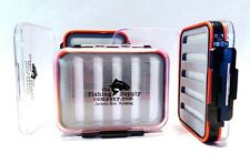 Fly Fishing box for your flies! Waterproof Double-Sided
