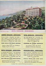 #BORDIGHERA: HOTEL EXCELSIOR