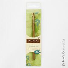 """1 EcoTools Trucco Spazzola - Dettagliato Pennello Labbra """" Et-3239cm Joy's"""