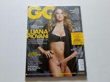 Luana Piovani GQ Brasil Magazine November 2012 Sealed