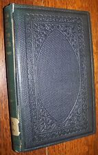 1864 EUROPEAN ETHNIC CLIMATE HISTORY ANTIQUE BOOK NORTHERN SOUTHERN MAN