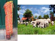 Schafnetz mit Einzelspitze Länge 50 m Höhe 90 cm Weidezaun Schafe Netz
