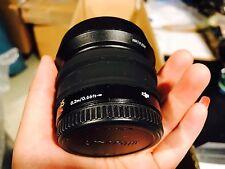 DJI MFT 15mm,F/1.7 ASPH Prime Objektiv für DJI X5/X5R, Inspire oder Leica Kamera