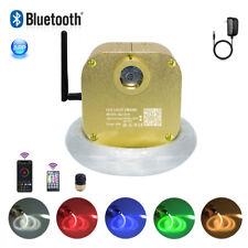 16W APP RGBW LED Fiber Optic Star Ceiling Kit Twinkle Lights 400pcs 0.75mm *5m