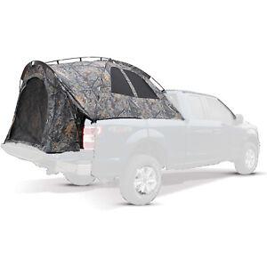 Napier Backroadz Compact/Regular Truck Bed 2 Person Outdoor Camping Tent, Camo