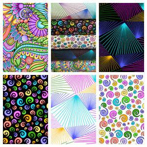 FESTIVAL by Quilting Treasures fabrics - 100& cotton fabric - bright, geometric