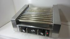 Star 25 Pro Hot Dog Roller 5 Roller Pairs 2 Zones 10 Dogs