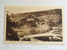 CPM le Lac Noir (Alt. 950 m.) le Restaurant