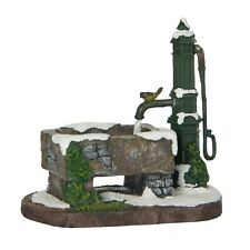 Luville Waterpump (276), Christmas Village, Model Making, Village Fountain