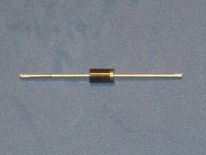 BY 255 - Gleichrichter-Diode - 1300V / 3A - BY255 - DC Comp. - Menge nach Wunsch