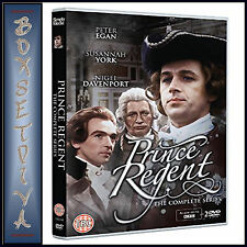PRINCE REGENT - THE COMPLETE SERIES  *BRAND NEW DVD **