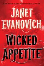 Wicked Appetite by Janet Evanovich GOOD HC/DJ COMBINE&SAVE