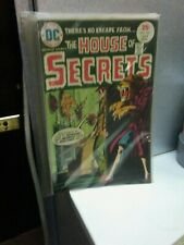 House of Secrets #133  DC comics NM+