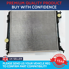 RADIATOR TO FIT NISSAN QASHQAI J11 2013 ON 1.2 DIG-T 1.6 DIG-T 1.6 dCi AUTOMATIC