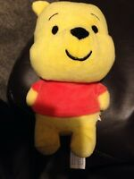 """Cuties Winnie The Pooh 6 """" Soft Toy Comforter"""