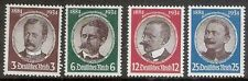 Reich Mi nr.540/543   Ongebruikt