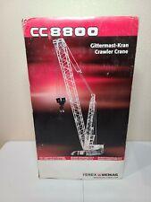 Terex Demag CC8800 Crawler Crane - Sarens Emma - Conrad 1:50 Model #2735/0
