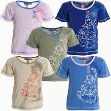 Markenlose Kurzarm Jungen-T-Shirts, - Polos & -Hemden