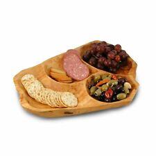 Enrico 2545 Root Wood Medium Appetizer Platter