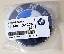 Emblem 82mm für BMW Motorhaube Frontklappe E34 E36 E38 E39 E46 E90 E60 E61 E65